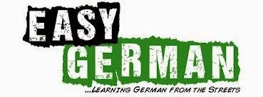 Easy German مجموعهای از گفتگوهای خیابانی به زبان ساده آلمانی