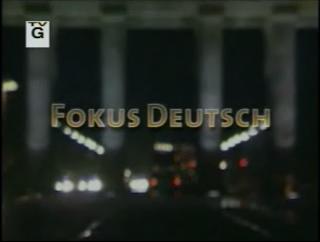 سریال آموزش آلمانی  Fokus Deutsch