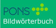 واژه نامه تصویری آنلاین آلمانی