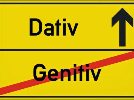 مقدمه ای بر مبحث داتیو Dativ