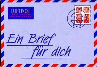 چند اصطلاح درباره نامه و پست